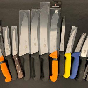 Knives/Steels